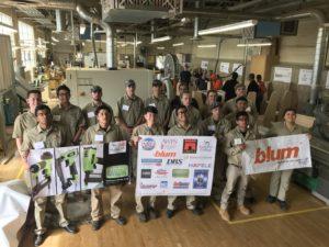 Awfs Members Support Skillsusa California Student Woodworking